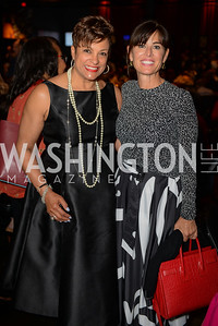 Debbi Jarvis, Michelle Freeman, Leadership Montgomery, Celebration of Leadership, The Fillmore, June 6th, 2017, Photo by Ben Droz.