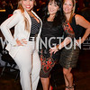 Carolina Clavijo, Maria Solis, Isle Padron, Leadership Montgomery, Celebration of Leadership, The Fillmore, June 6th, 2017, Photo by Ben Droz.