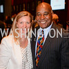David Hill, Joyce Fuhrmann, Leadership Montgomery, Celebration of Leadership, The Fillmore, June 6th, 2017, Photo by Ben Droz.