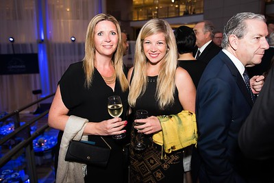Clair Gray, Amy Walker. Photo by Joy Asico. Longines Ladies Award 2017. Ronald Reagan Building. May 19, 2017