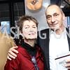 Dorothy Kosinski and Thomas Krahenbuhl. Photo by Tony Powell. Manuela's Fearless Woman Award. Il Canale. January 8, 2017