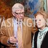 Joseph DiGangi, Wendy Makins. Photo by Tony Powell. Manuela's Fearless Woman Award. Il Canale. January 8, 2017
