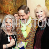 Barbara Hawthorn, Jose Alberto Ucles, Lola Reinsch. Photo by Tony Powell. Manuela's Fearless Woman Award. Il Canale. January 8, 2017