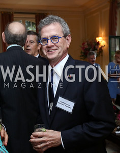 Amb. Howard Gutman. Photo by Tony Powell. Mary Ourisman Diplomacy Museum Event. May 31, 2017