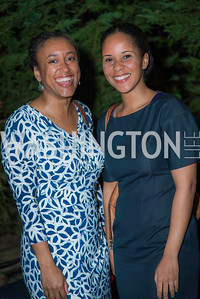 Hatshepsitu Tull Massey, Erica McKnight,  National Museum of African American History & Culture, Meet The Museum, February 23, 2017.  Photo by Ben Droz