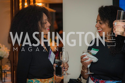 Tasha Coleman, Nadia Shash, National Museum of African American History & Culture, Meet The Museum, February 23, 2017.  Photo by Ben Droz