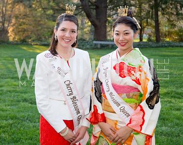 National Cherry Blossom Festival Reception