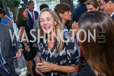 Kathleen Biden. Photo by Tony Powell. Reception in Honor of Newly Arrived Ambassadors. Meridian. September 7, 2017