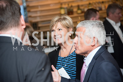 Alan Meltzer and Amy Meltzer, No Kid Hungry, Benefit Dinner at The Range, September 26, 2017.  Photo by Ben Droz