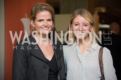 Katie Jones, Erica Martin, No Kid Hungry, Benefit Dinner at The Range, September 26, 2017.  Photo by Ben Droz