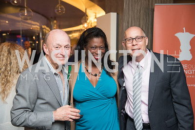 Victor Shargai, Sharon Bland, Craig Pascal, No Kid Hungry, Benefit Dinner at The Range, September 26, 2017.  Photo by Ben Droz