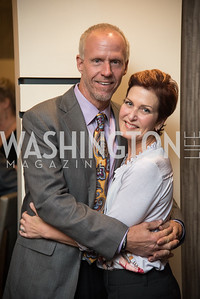 Joey Baird, Shannon Baird, No Kid Hungry, Benefit Dinner at The Range, September 26, 2017.  Photo by Ben Droz