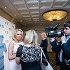 Pamela Anderson. PETA's Party for Animals at The Willard on January 19, 2017. Photo by Joy Asico.