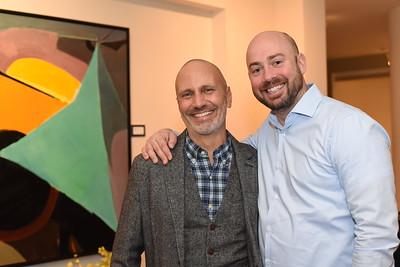 Michael DiGuiseppe & Peter Fortner. November 9, 2017. Pakan Penn a Life in Motion. Amanda Warden.