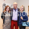 Carole Feld, Kevin Chaffee, Dana Rooney. Photo by Tony Powell. Phillips Collection Toulouse-Lautrec Opening. January 31, 2017