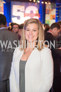 Brianna Keilar, Politico 50 Celebration, Union Market Dock 5, October 12, 2017.  Photo by Ben Droz