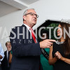 Rep. Kevin Cramer, Miss America Cara Mund. Photo by Tony Powell. Reception Honoring Miss America 2018. September 27, 2017
