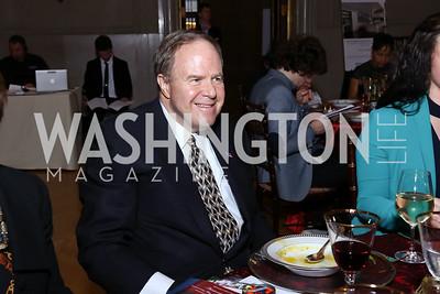 Joe Reeder. Photo by Tony Powell. RI 38th Anniversary Dinner. Mellon Auditorium. April 25, 2017