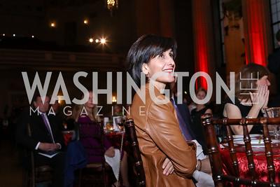 Jordan Amb. Dina Kawar. Photo by Tony Powell. RI 38th Anniversary Dinner. Mellon Auditorium. April 25, 2017