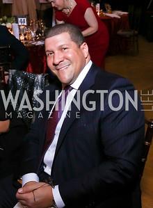 Dale Mott. Photo by Tony Powell. RI 38th Anniversary Dinner. Mellon Auditorium. April 25, 2017
