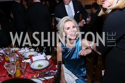 Mary Haft. Photo by Tony Powell. RI 38th Anniversary Dinner. Mellon Auditorium. April 25, 2017