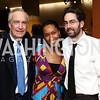 "Dirk Kempthorne, Dawn and John Mein. Photo by Tony Powell. ""Sea of Hope"" Premiere Screening. National Geographic. January 5, 2017"