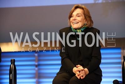 "Sylvia Earle. Photo by Tony Powell. ""Sea of Hope"" Premiere Screening. National Geographic. January 5, 2017"