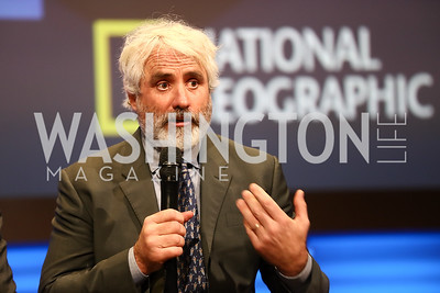 """Max Kennedy. Photo by Tony Powell. """"Sea of Hope"""" Premiere Screening. National Geographic. January 5, 2017"""