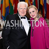 Co-Chairs Chris Warnke and Former Rep. Jim Moran. Photo by Tony Powell. 2017 Sister Cities Inaugural Gala. OAS. January 17, 2017
