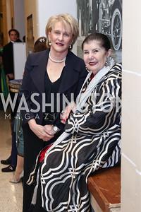 Janet Staihar, Judith Terra. Photo by Tony Powell. 2017 Sister Cities Inaugural Gala. OAS. January 17, 2017