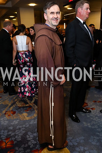 Father Jacek Orzechowski. Photo by Tony Powell. Spanish Catholic Center 50th Anniversary. Marriott Marquis. September 30, 2017