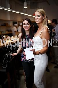 Kayla Vera, Dana Nebinski. Photo by Tony Powell. Sushi Gayku Opening. June 26, 2017