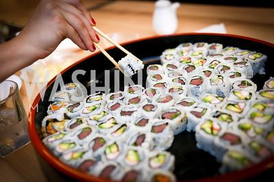 Photo by Tony Powell. Sushi Gayku Opening. June 26, 2017