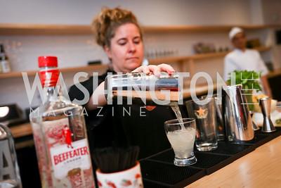 Laura Habberstad. Photo by Tony Powell. Sushi Gayku Opening. June 26, 2017