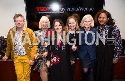 TEDxPennsylvaniaAvenue Reception l Erin Schaff