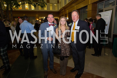 Andrew Palmieri, Chesney Hellmuth, David Hudgins Taste of Scotland - Campagna Center Donor Reception December 1, 2017 Photo by Naku Mayo