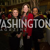 Laura Lawler, Mayor of Alexandria Allison Silberberg, Tammy Mann CEO Taste of Scotland - Campagna Center Donor Reception December 1, 2017 Photo by Naku Mayo