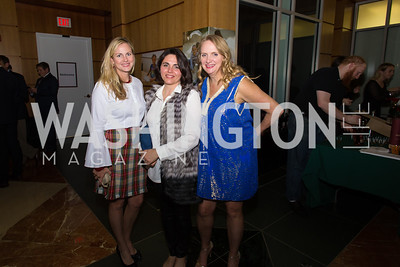 Kristin Butler, Bethany Latham, Melissa Russell Taste of Scotland - Campagna Center Donor Reception December 1, 2017 Photo by Naku Mayo