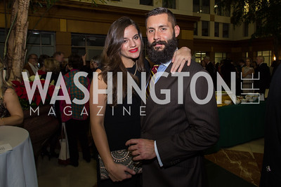 Adriana Poole, Mark Baur Taste of Scotland - Campagna Center Donor Reception December 1, 2017 Photo by Naku Mayo