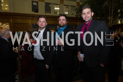 Joshua Griffin, David Griffin, Andrew Griffin Taste of Scotland - Campagna Center Donor Reception December 1, 2017 Photo by Naku Mayo