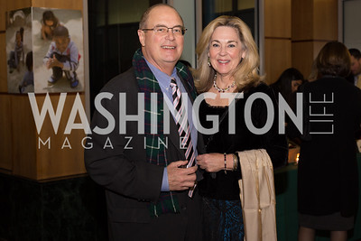 John and Pam Garcia Taste of Scotland - Campagna Center Donor Reception December 1, 2017 Photo by Naku Mayo