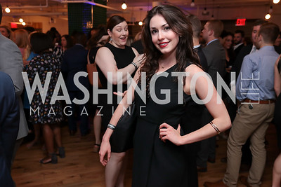 Bayly Hassell. Photo by Tony Powell. The Hill's 50 Most Beautiful. WeWork White House. July 26, 2017