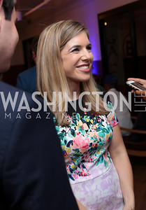 Judy Kurtz. Photo by Tony Powell. The Hill's 50 Most Beautiful. WeWork White House. July 26, 2017