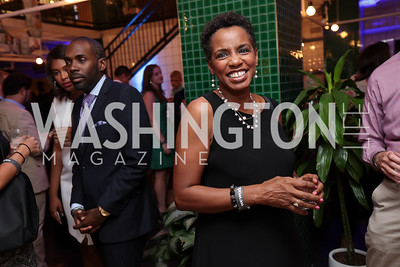 Rep. Donna Edwards. Photo by Tony Powell. The Hill's 50 Most Beautiful. WeWork White House. July 26, 2017