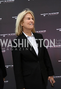"Greta Van Susteren. Photo by Tony Powell. ""The Vietnam War"" Preview Screening. Kennedy Center. September 12, 2017"