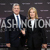 "John Coale and Greta Van Susteren. Photo by Tony Powell. ""The Vietnam War"" Preview Screening. Kennedy Center. September 12, 2017"