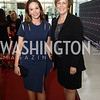 "Diane Lane, Deborah Rutter. Photo by Tony Powell. ""The Vietnam War"" Preview Screening. Kennedy Center. September 12, 2017"