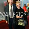 "Amb.  John Phillips, Linda Douglass. Photo by Tony Powell. ""The Vietnam War"" Preview Screening. Kennedy Center. September 12, 2017"
