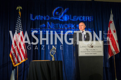 Brian Putler. Photo by Alfredo Flores. Tribute to Mayors Inaugural Unity Dinner. Hyatt Regency Capitol Hill. January 18, 2017