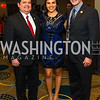 Roger Rocha Jr., Maritza Huerta, Brent Wilkes. Photo by Alfredo Flores. Tribute to Mayors Inaugural Unity Dinner. Hyatt Regency Capitol Hill. January 18, 2017<br /> .CR2